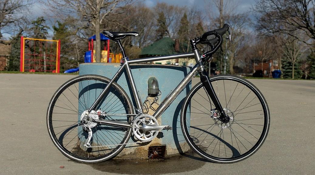 The Bike – Kona Rove Ti   Micah Markson