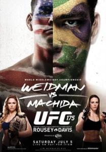 UFC 175 Poster