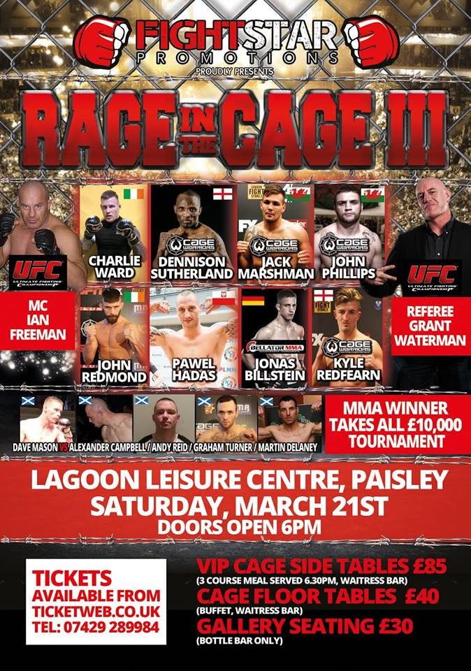 rage cage 3