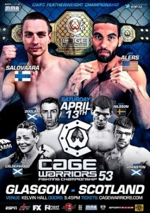 Cage-Warriors-53-poster