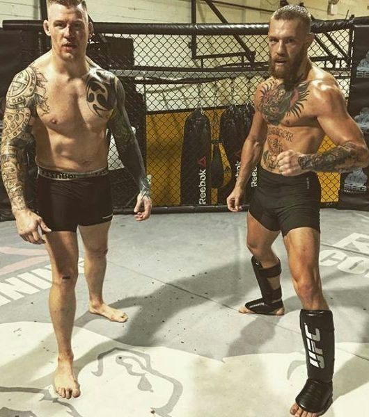 UFC Glasgow fighter Charlie Ward