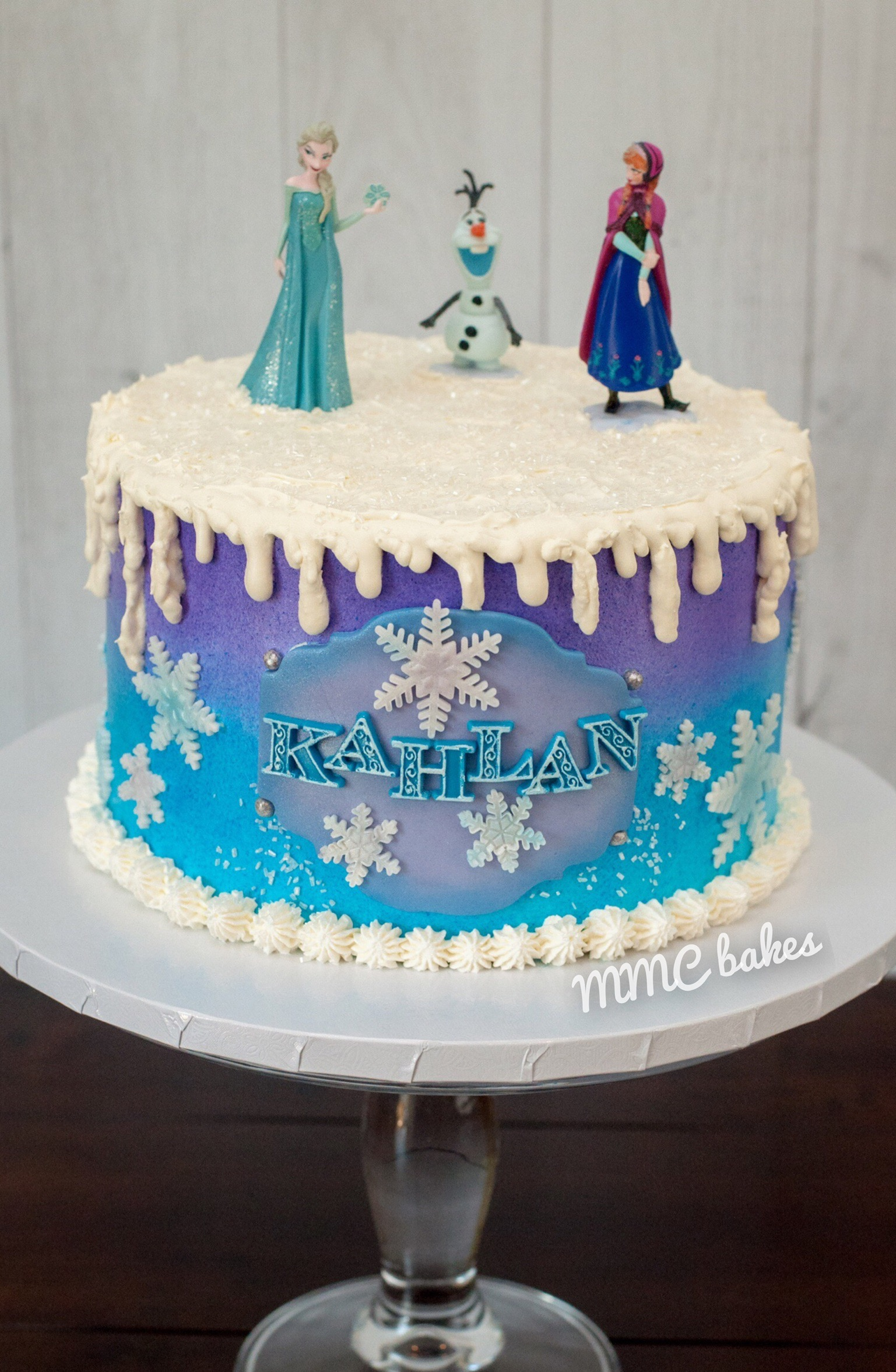 Frozen Cake Pictures The Best Cake Of 2018