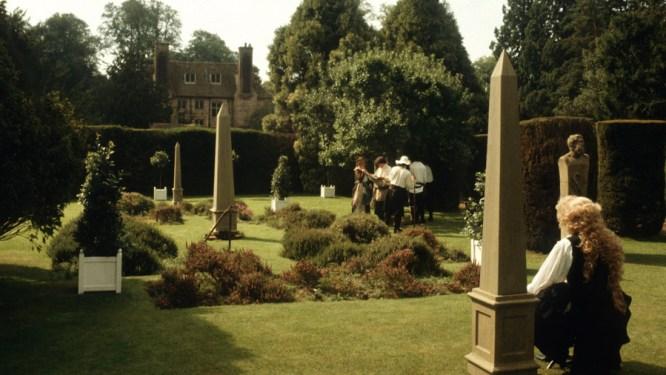 I misteri del giardino di Compton House.