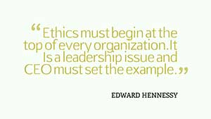 Ethics Begins at the Top