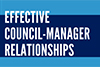 Council-Manager Relations Workshop