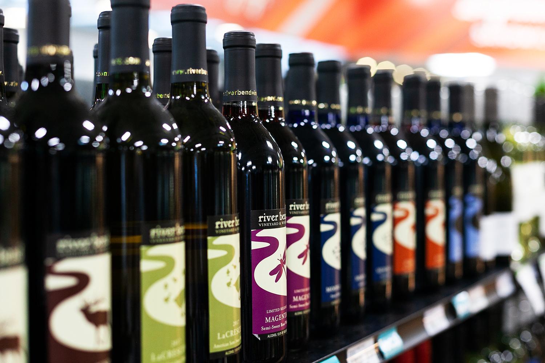 Local Wine Beer Liquor Store Menomonie Wisconsin