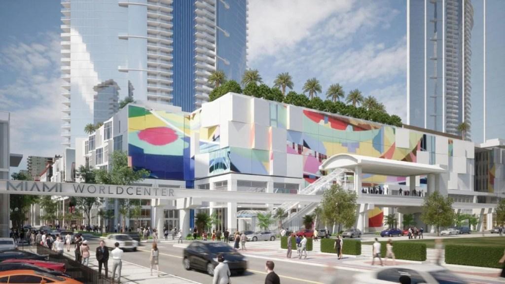 Miami Worldcenter in Florida