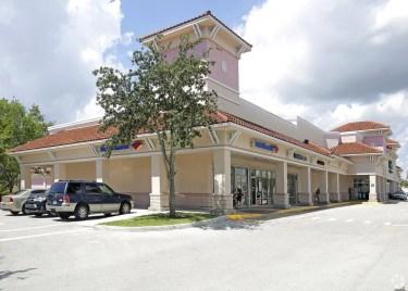 Beachway Plaza Dania Beach Florida Publix