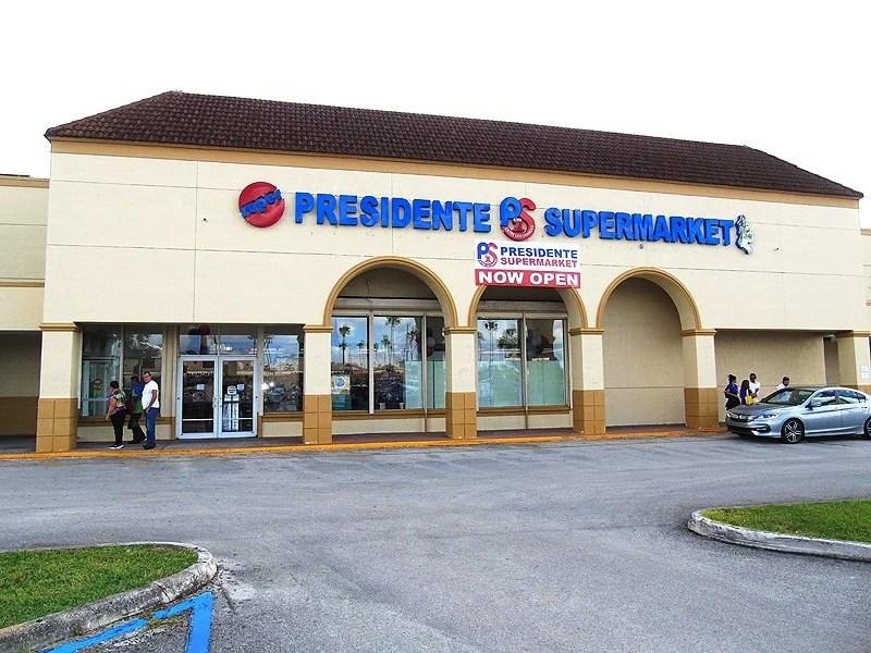 Presidente Supermarket Florida Commercial Real Estate