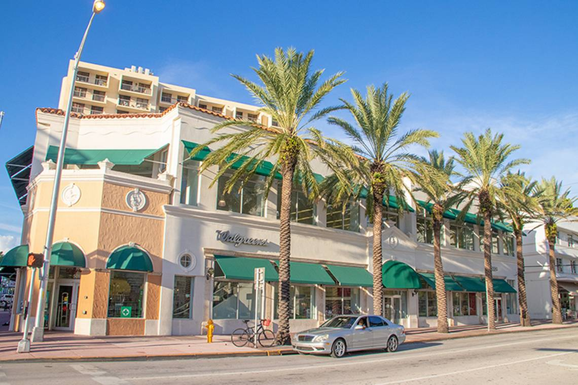 Walgreens Miami Beach Commercial Real Estate Transactions