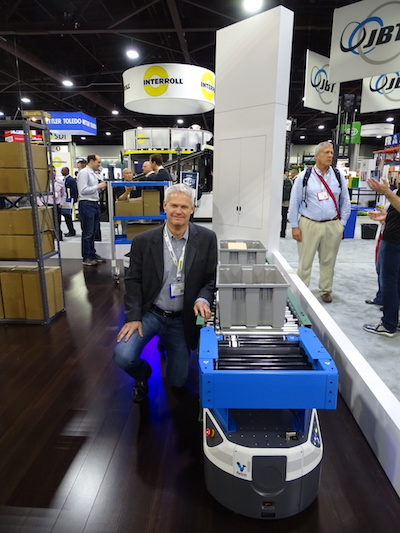 Fetch Robotics Introduces Two Mobile Robot Solutions