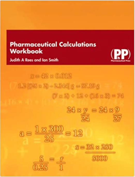 Pharmaceutical Calculations Workbook