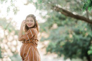 Pregnant Woman Thai