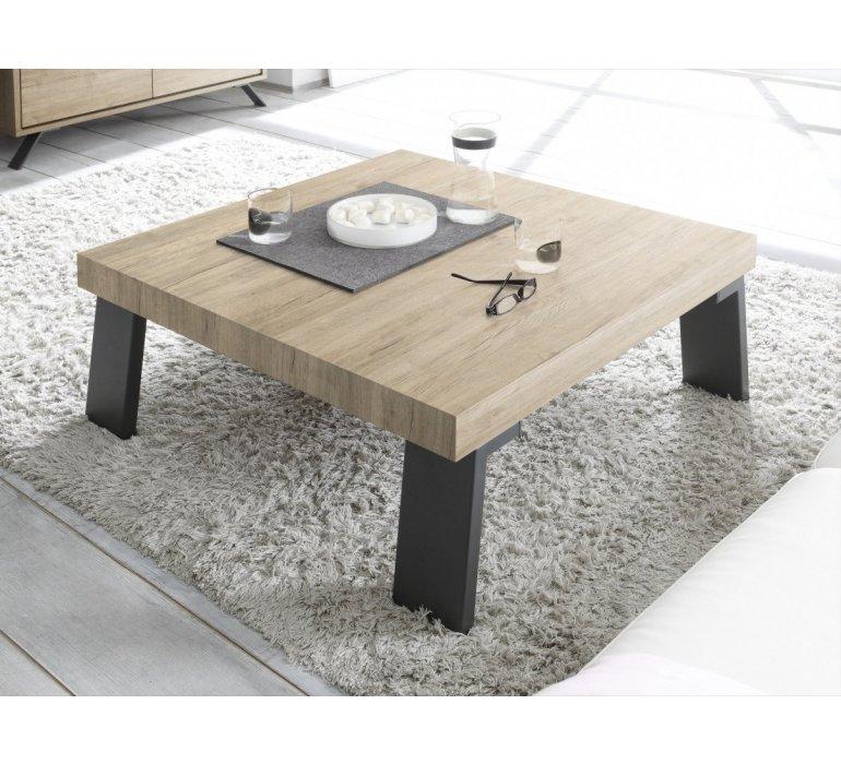 table basse bois clair scandinave stockholm