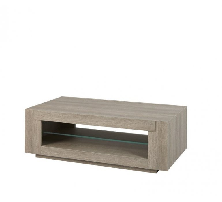 table basse chene gris contemporain jane