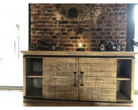 meuble style industriel canape table
