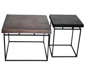 table basse contemporaine de salon