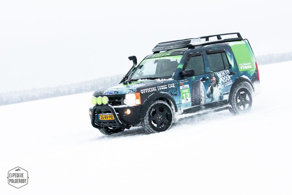 Carwrap Nokian Teamcar