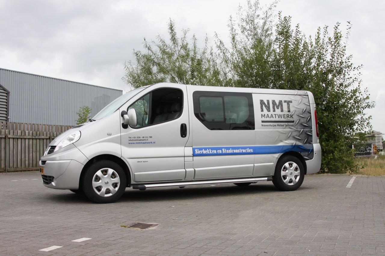 Renault Trafic NMT Maatwerk