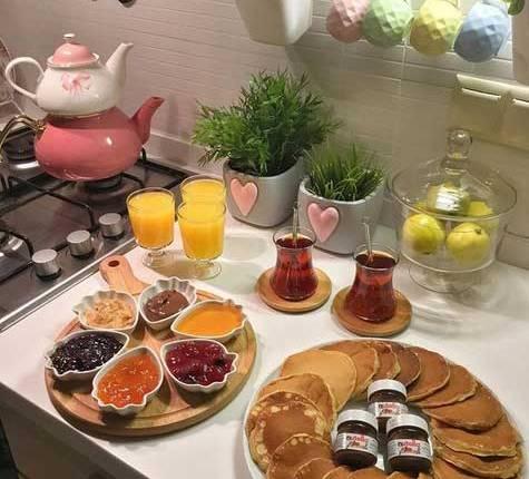 5 بالصور أفكار لتقديم الإفطار من المطبخ التركي