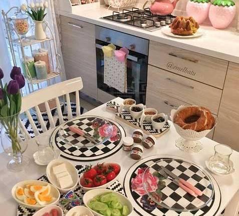 6 بالصور أفكار لتقديم الإفطار من المطبخ التركي
