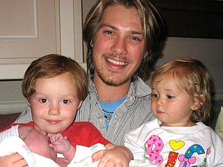 Taylor Hanson, Wife Welcome Baby No. 3