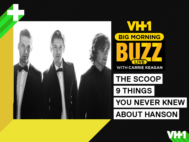 VH1: The Scoop - 9 Things You Didn't Know About Hanson