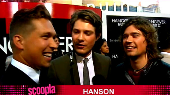 Scoopla: Hanson's Wild Drunken Night!
