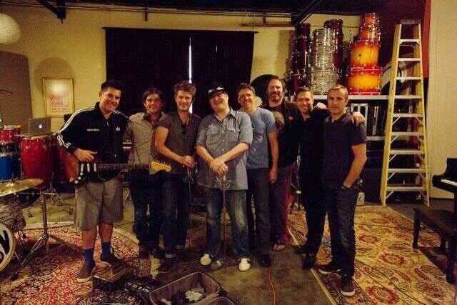Hanson and Blues Traveler at 3CG Records