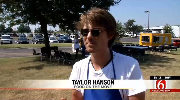 Hanson Brother Helps Bring Food On The Move To Tulsa 'Food Deserts'
