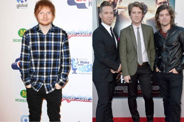 Ed Sheeran vs. Hanson: Who Covers Christina Aguilera's 'Dirrty' Better?