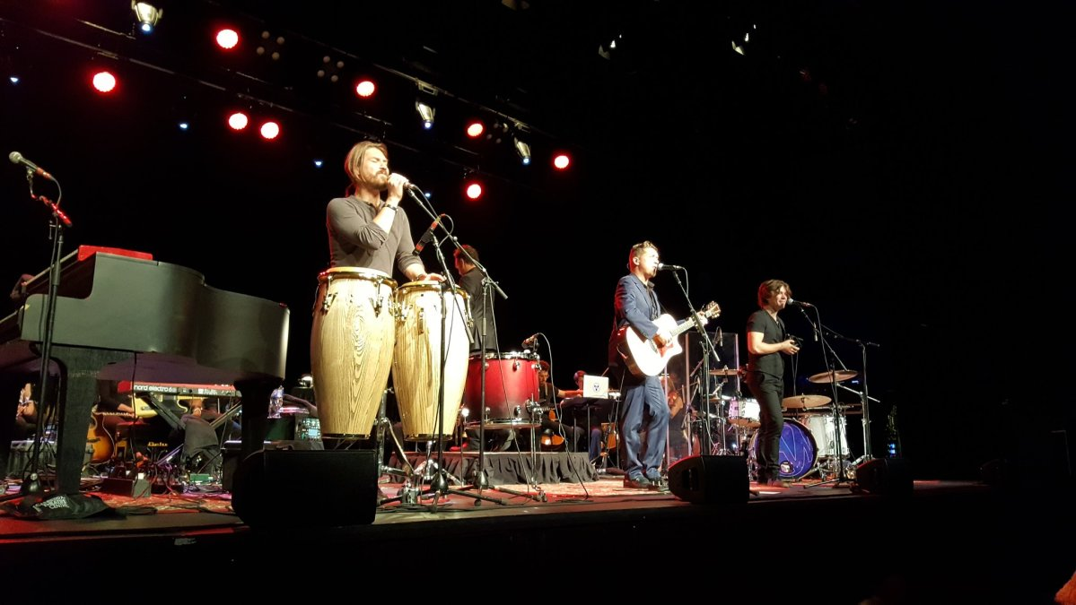 Hanson takes String Theory to Australia (and Blows the Roof off The Sydney Opera House) Part 1