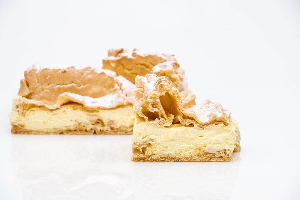 Karpatka Cream Pie