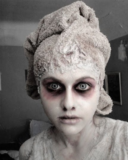 10 Diy Scary And Crazy Makeup Ideas Mmm Glaw Blog
