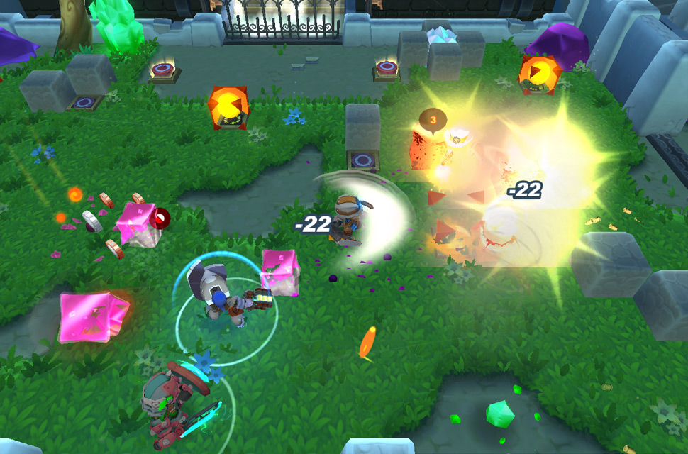 Spiral Knights Download Review Guide Tips Amp Walkthrough