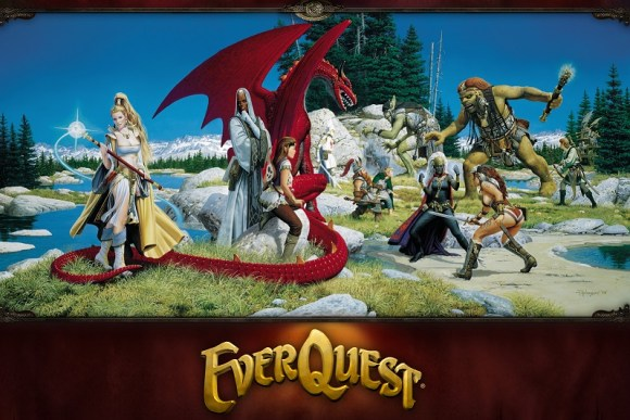 EverQuest abre o segundo servidor de progressão, Lockjaw