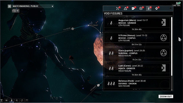 Tales From A Newbie Continuing My Warframe Adventure Weeks 3 6 MMO Bomb