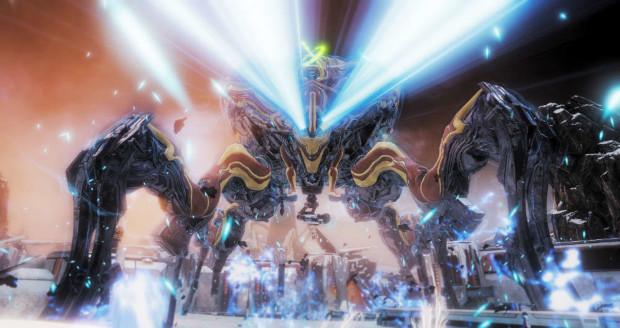 Warframes Fortuna Update Gives Players The Big Guns