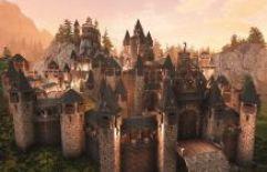 O DLC de Conan Exiles 'People of the Dragon leva os jogadores para a Nemédia com tema germânico