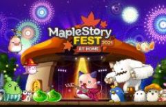 Comemore o All Things Maple durante o MapleStory Fest