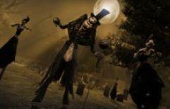 Samhain retorna às lendas do mundo secreto