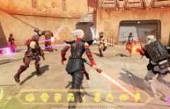 Aqui está uma olhada no jogo de Guerra nas Estrelas baseado em esquadrão de Arena da Zynga