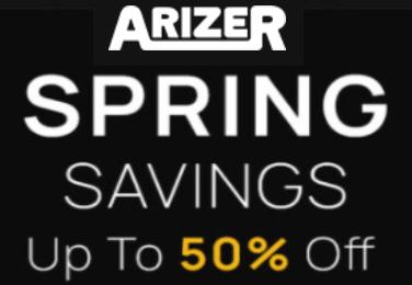 Arizer Spring Sale