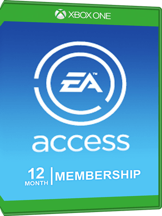Buy EA Access 12 Month Subscription EAgames MMOGA