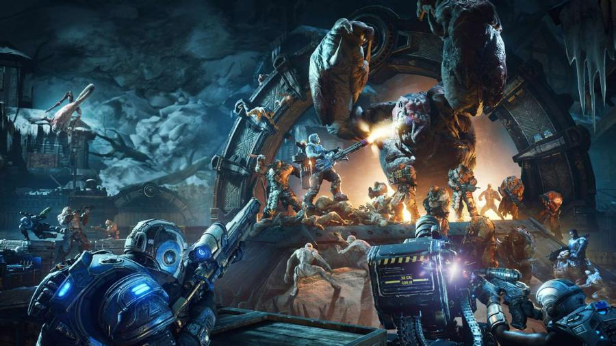 Gears Of War 4 Ultimate Edition Xbox One Win10 MMOGA