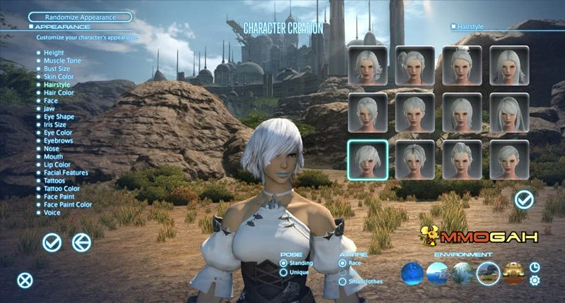 Final Fantasy XIV Hairstyle Design Contest Is Online