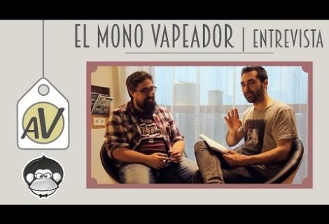 """Entrevista a Julio Ruades """"El mono Vapeador"""" por El almacén del vapeo"""