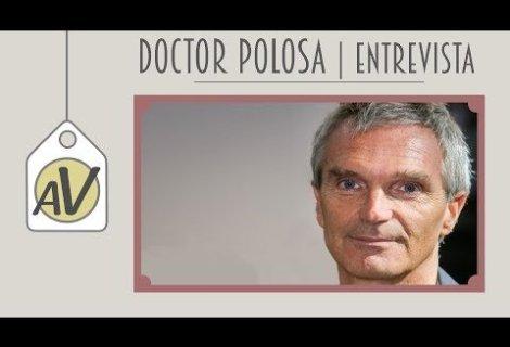 Entrevista al Doctor Riccardo Polosa por el almacén del vapeo