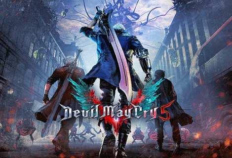 El Palacio Sangriento llega a Devil May Cry 5 - Tráiler de lanzamiento