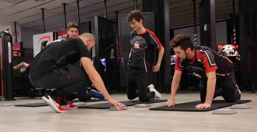 eSports Workouts by Duet
